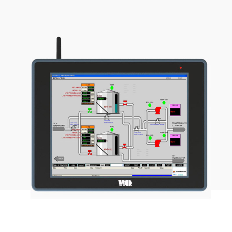 10.4 Inch WinCE touch screen Industrial Panel pcs